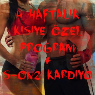 4 haftalik kisiye ozel program-s-on2 kardiyo banner