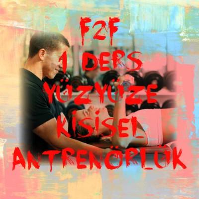 f2f 1 ders yuzyuze kisisel antrenorluk banner