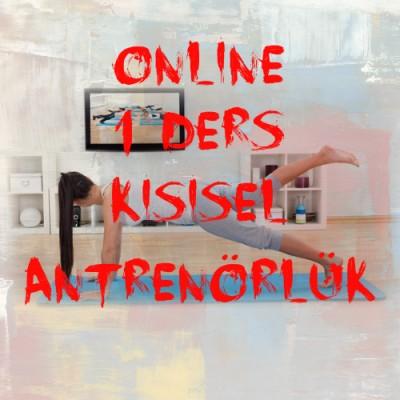 online 1 ders kisisel antrenorluk