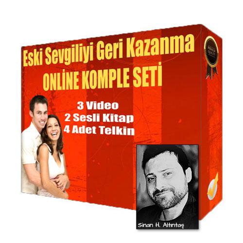 Eski Sevgiliyi Geri Kazanma Online Komple Set