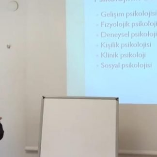 TEMEL PSIKOLOJI - 1